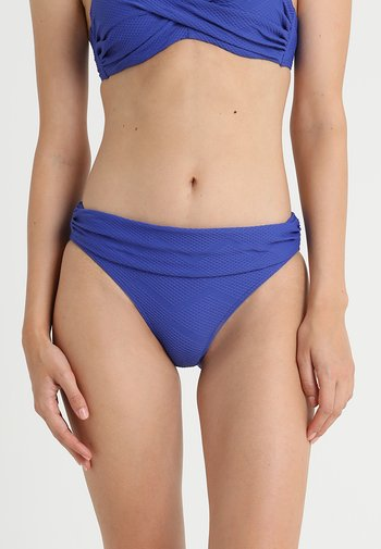 MEGAN SLIP REGULAR - Bikini bottoms - blue