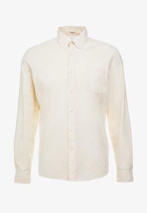 Košile - yellow/white