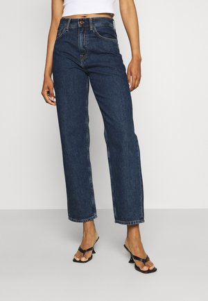 DOVER - Jeansy Relaxed Fit - denim