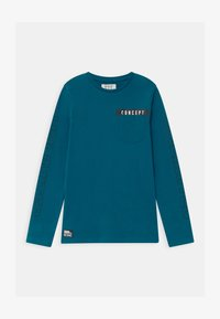 Staccato - TEENAGER - Long sleeved top - petrol - 0