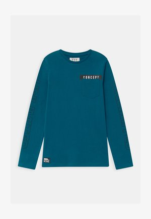 TEENAGER - Long sleeved top - petrol