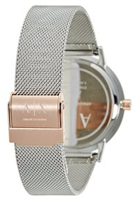 Armani Exchange - Zegarek - silver-coloured - 3