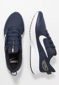 Nike Performance - RUNALLDAY 2 - Neutral running shoes - midnight navy/white/black - 1