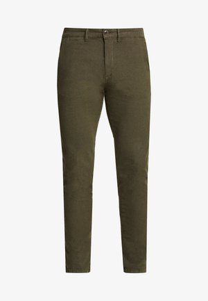 JJIMARCO JJKENSO  - Trousers - olive night