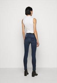 Patrizia Pepe - Jeans Skinny Fit - night blue wash - 2