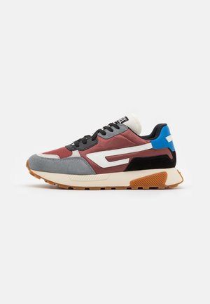 S-TYCHE LL - Sneakers laag - rust/blue