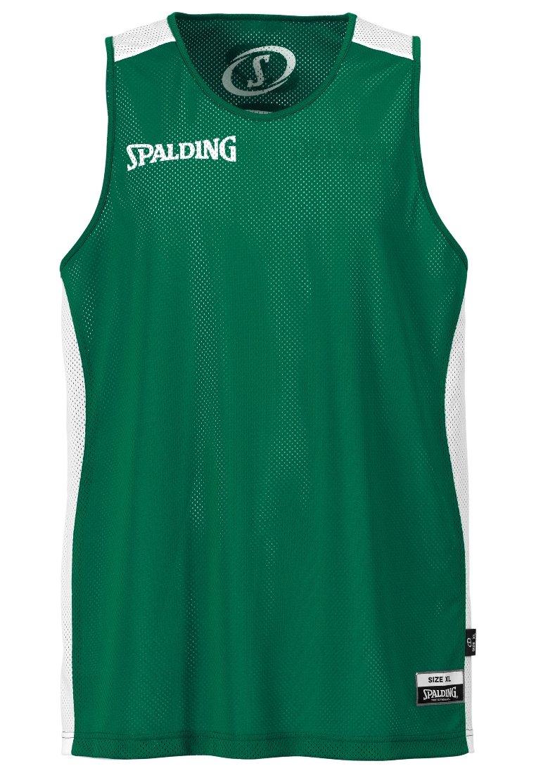 Spalding - ESSENTIAL REVERSIBLE - Training kit - grün