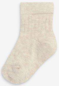 Next - 7 PACK - Socks - brown - 1