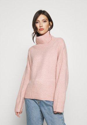FLORA - Jumper - pink