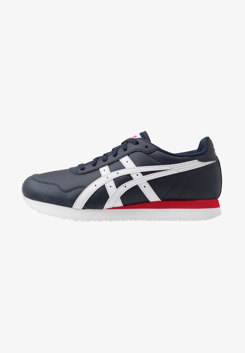 ASICS SportStyle - TIGER RUNNER - Trainers - midnight/white