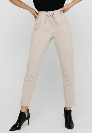 JDYCATIA NEW PANT - Tracksuit bottoms - chateau gray