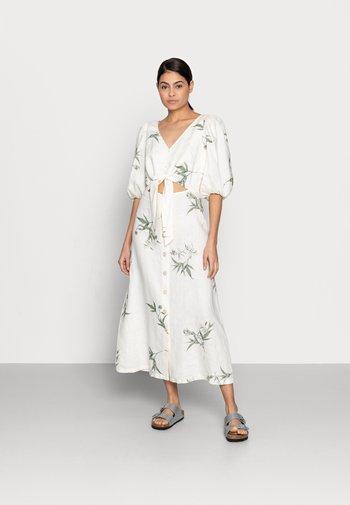 DRESS LISETTE - Day dress - light white