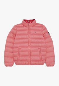 Tommy Hilfiger - LIGHT JACKET - Chaqueta de plumas - pink - 0