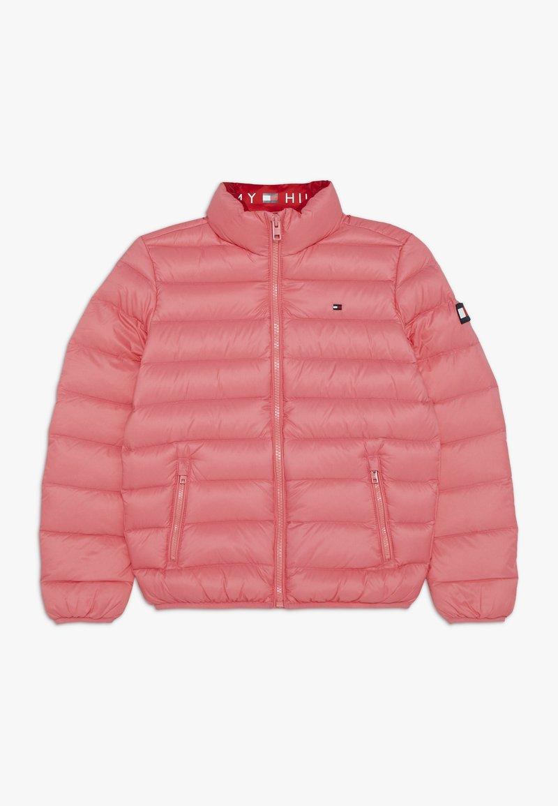 Tommy Hilfiger - LIGHT JACKET - Chaqueta de plumas - pink