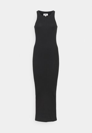 ONLLINDSAY DRESS - Strikket kjole - black