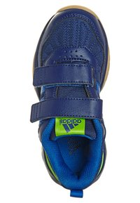 adidas Performance - GYMPLUS 2 - Chaussures d'entraînement et de fitness - night blue/blue beauty/ray green - 6