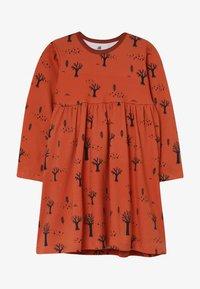 Walkiddy - Žerzejové šaty - orange - 2
