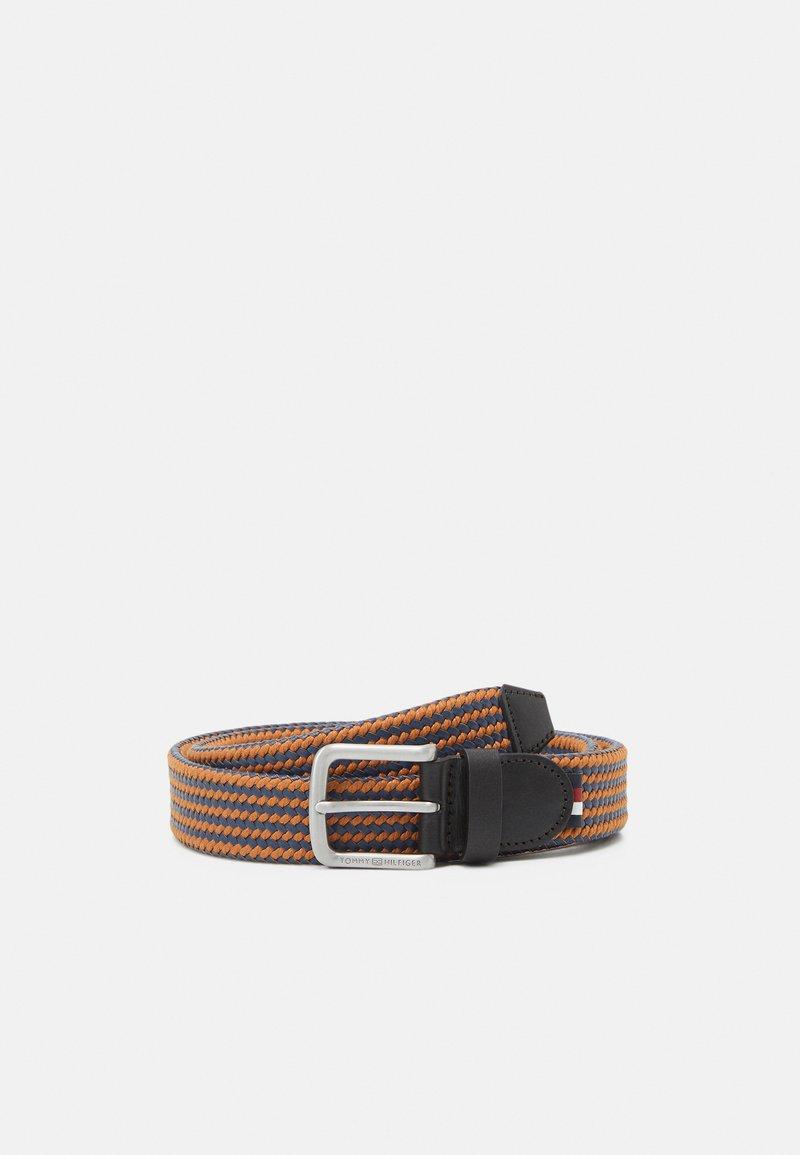 Tommy Hilfiger - CASUAL WEBBING - Belt - blue
