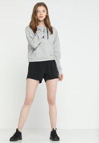 Reebok - EPIC - Sports shorts - black - 1