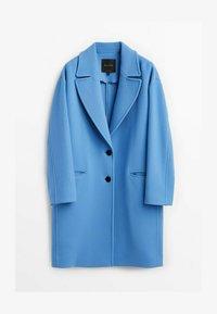 Massimo Dutti - Short coat - blue - 5