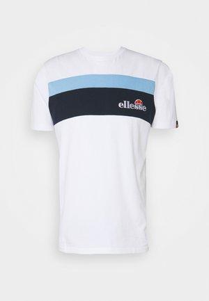 ARAN - Print T-shirt - white