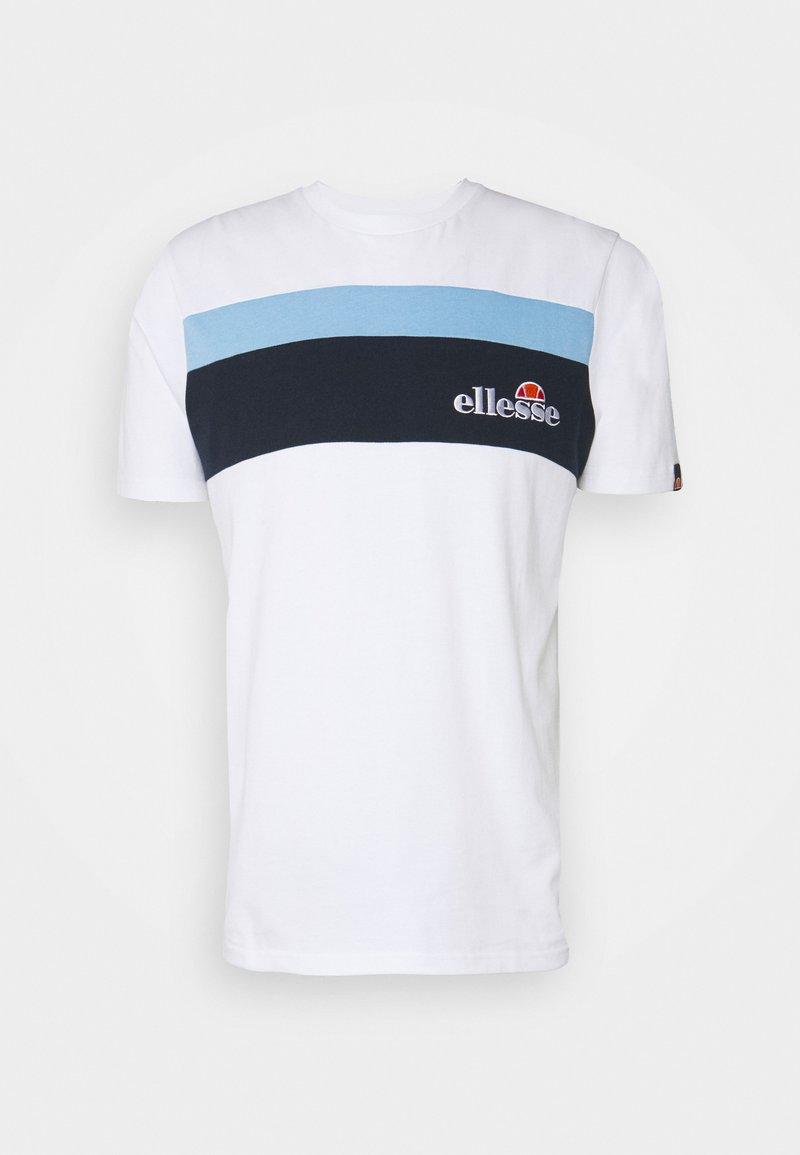 Ellesse - ARAN - Print T-shirt - white