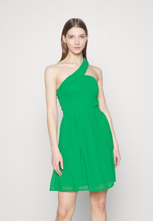 VIKATELYN ONESHOULDER  DRESS - Juhlamekko - jelly bean
