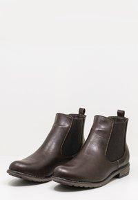 Fitters - KATTY - Nilkkurit - brown - 2