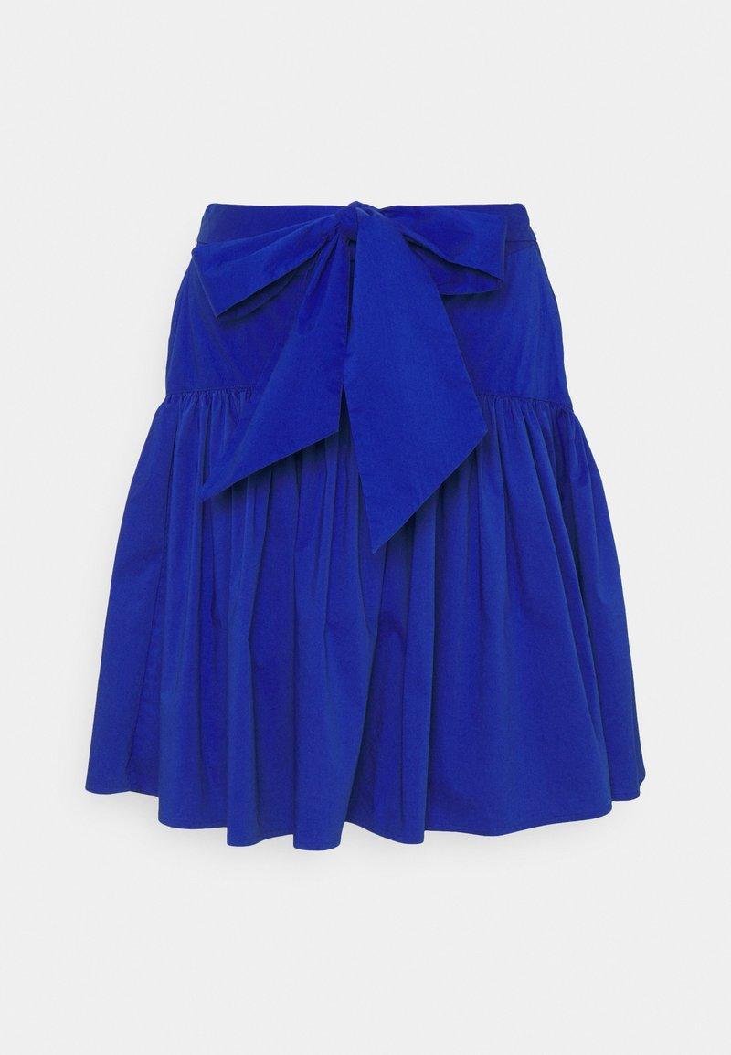 Lauren Ralph Lauren - NADALIN SKIRT - A-line skirt - sapphire star