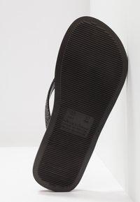 Ipanema - LOLITA - T-bar sandals - black - 6