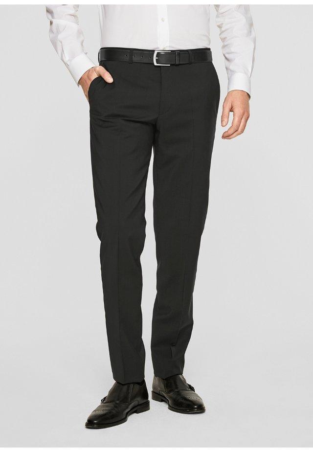 CESANO - Pantalon - black