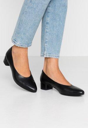 ALICIA - Classic heels - black