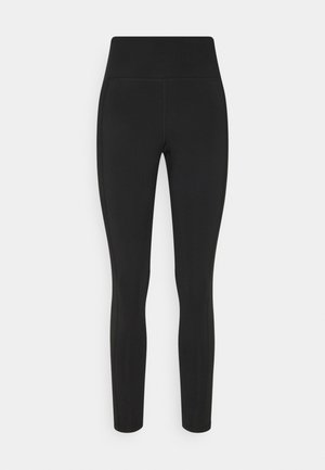 CURVY EVERYTHING  - Leggings - Trousers - true black