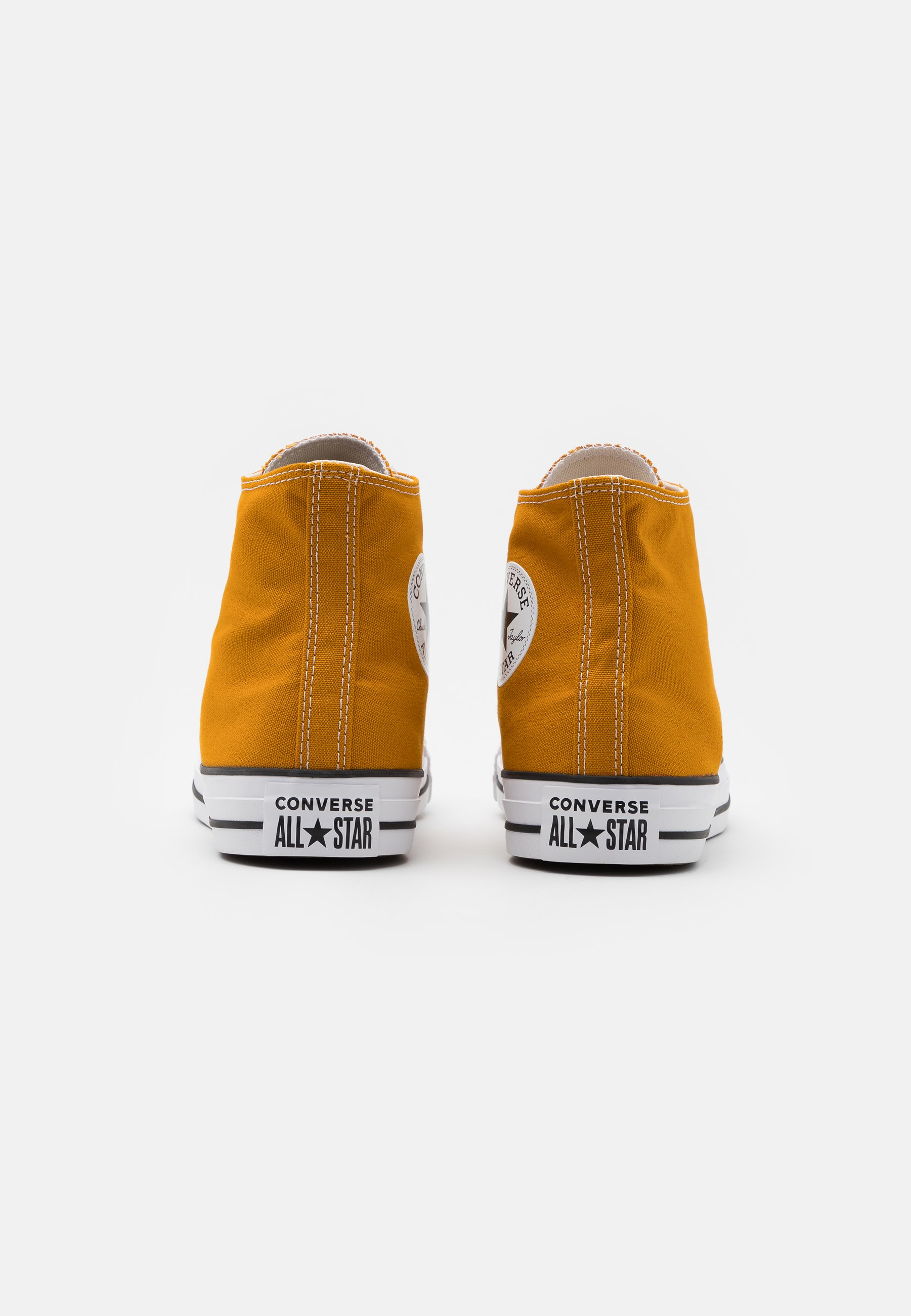 Converse CHUCK TAYLOR ALL STAR - Sneaker high - saffron yellow/gelb - Herrenschuhe zU24e