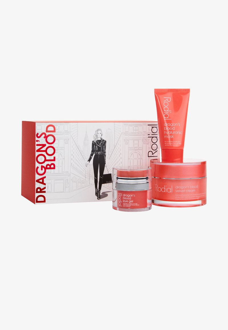 Rodial - DRAGONS BLOOD COLLECTION - Skincare set - -
