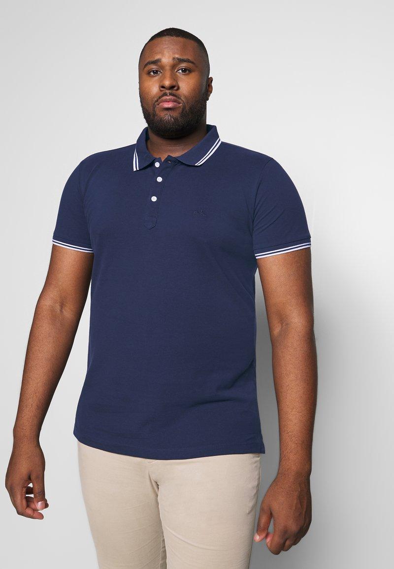 Lindbergh - Polo shirt - navy