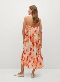 Mango - Day dress - orange - 1