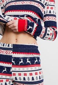Cotton On Body - SET - Pyžamová sada - black/red - 5