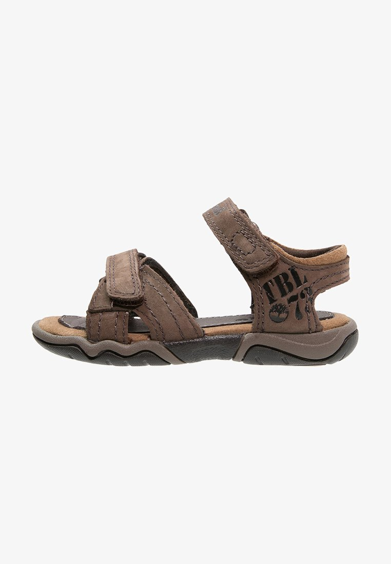 Timberland - OAK BLUFFS - Sandals - dark brown