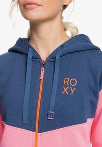 Roxy - Zip-up sweatshirt - pink lemonade - 3