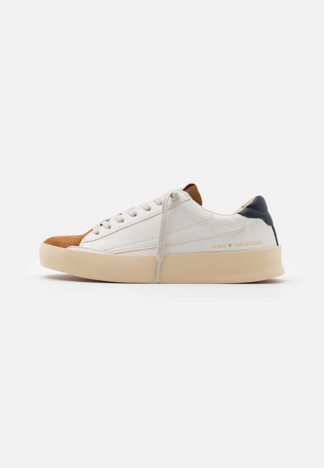 LODI - Sneakers basse - white/blue