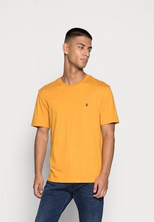 STONE BLANKS - Basic T-shirt - vintage gold
