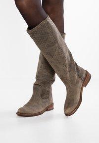 Felmini - GREDO - Boots - tobacco - 0