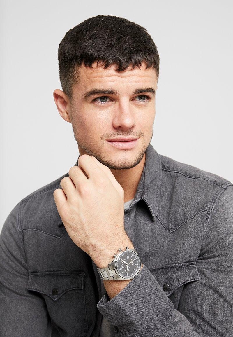 Timex - WATERBURY TRADITIONAL - Hodinky se stopkami - silver-coloured