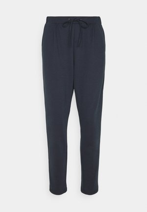 ODILLE TAPE PANTS - Pantalon classique - midnight marine