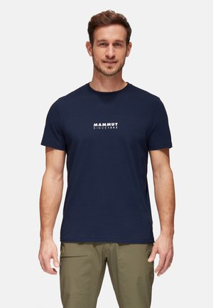 Print T-shirt - marine prt3
