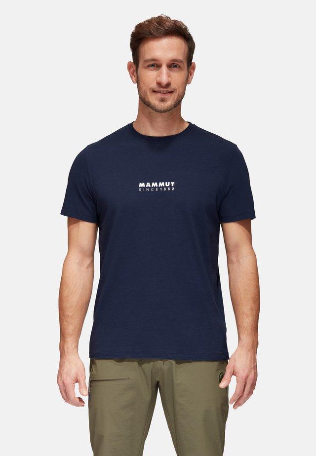 T-Shirt print - marine prt3