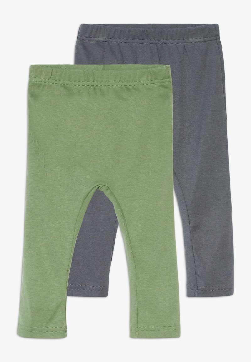 Carter's - BOY ZGREEN BABY 2 PACK - Pantaloni - dino