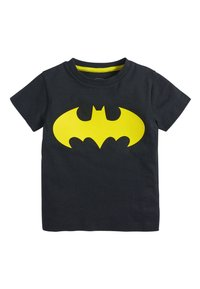 Next - BATMAN SHORT SLEEVE T-SHIRT - Print T-shirt - black - 0