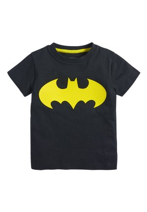 BATMAN SHORT SLEEVE T-SHIRT - Print T-shirt - black